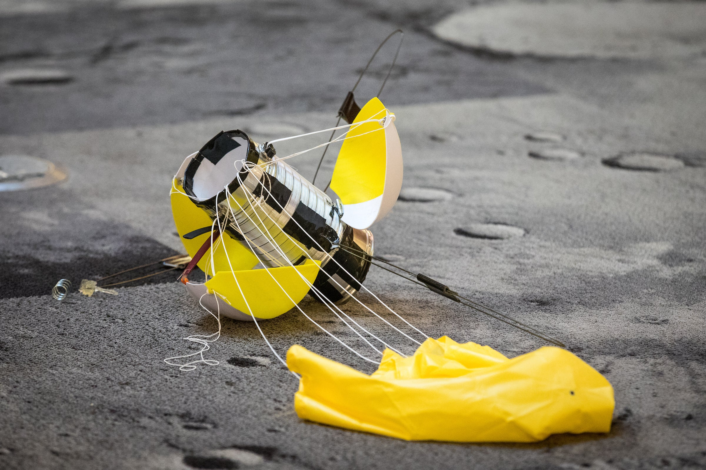 ASU student planetary lander