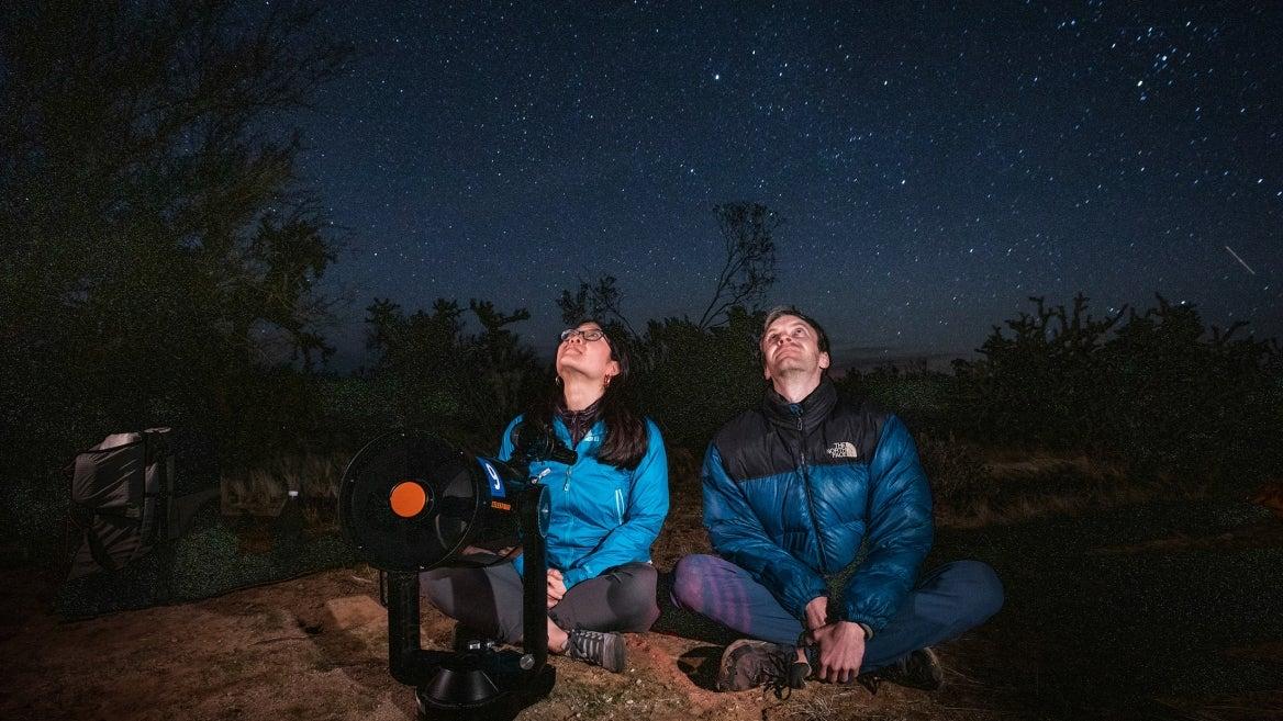 wilderness astronomy